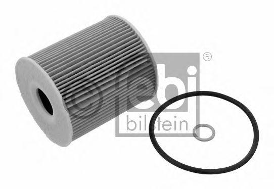 Фильтр масляний BMW E39, E46 (пр-во FEBI)                                                             арт. 26701