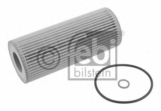 Фильтр масляный BMW 1.8, 2.0, 4.5 D 04-10 (пр-во FEBI)                                                арт. 26706