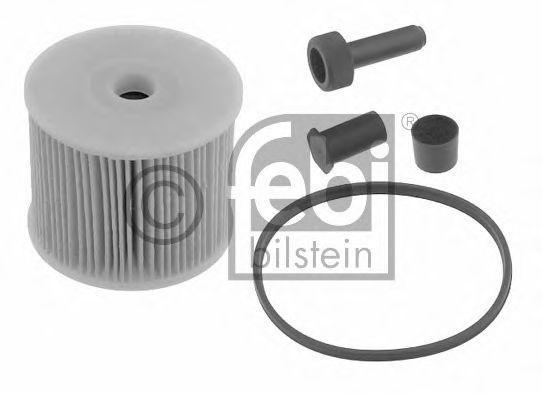 Фильтр топливный PSA 2.0 HDI, FIAT SCUDO 2.0 JTD 99- (пр-во FEBI)                                     арт. 26908