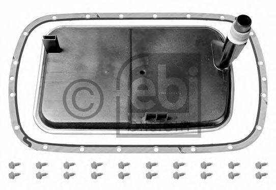 Фільтр АКПП BMW 3/ 5/X3/Z3  (+прокладка) 95>>