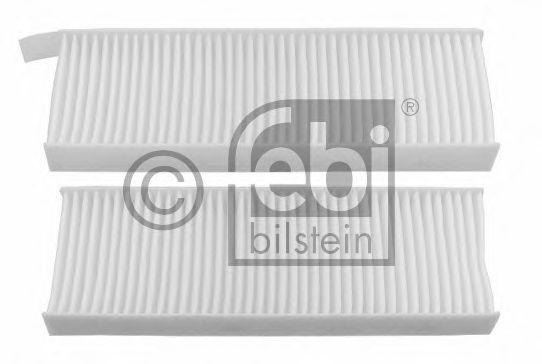 FEBI CITROEN Фильтр салона  C4 Picasso Berlingo (B9) FEBIBILSTEIN 27976