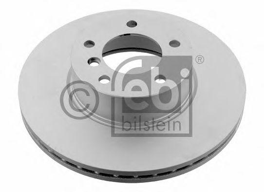 FEBI BMW Тормозной диск передн.3 E90  07- FEBIBILSTEIN 30541