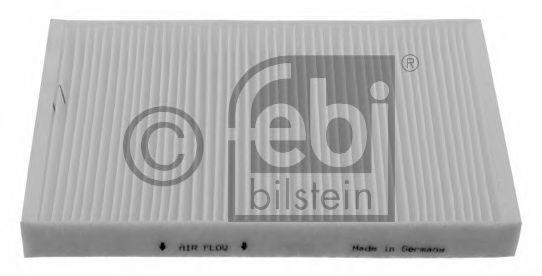 FEBI FIAT Фильтр салона Iveco Daily III 06- FEBIBILSTEIN 30889