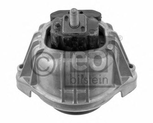 FEBI BMW Подушка двигателя прав.1 E81,3 E90,X1 E84 05- FEBIBILSTEIN 31013