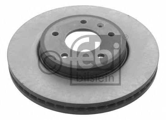 Тормозной диск  арт. 31425