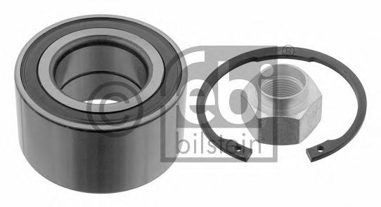 Комплект подшипника ступицы колеса  арт. 31691