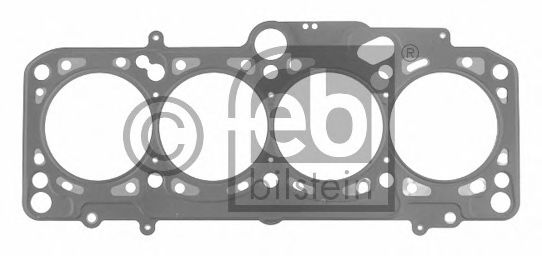 FEBI AUDI Прокладка головки блока A4, VW Bora, Golf  V, Caddy, Passat FEBIBILSTEIN 31800