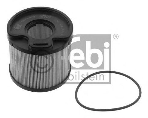 Фильтр топливный PSA 2.0 HDI, FIAT SCUDO 2.0 JTD 99-05 (пр-во FEBI)                                   арт. 32097