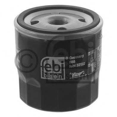 FEBI OPEL Фильтр масла БЕНЗ. 85- SAAB 900 (2,5-V6 7/93-) 9000 (3,0-V6 11/94-  арт. 32122