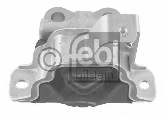 Подушка двигуна ліва Fiat Qubo 1.3 D Multijet,1.4 08- Peugeot Bipper 1.4 HDI 08-   арт. 32285