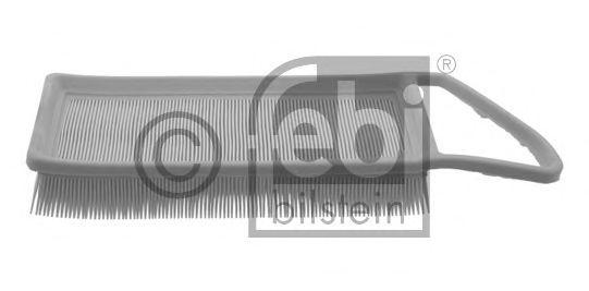 Фильтр воздушный PSA 1.4 HDI, FORD FIESTA, FUSION 1.4 TDCI (пр-во FEBI)                               арт. 32533