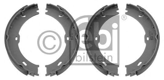 FEBI DB Тормозные колодки ручного тормоза Sprinter 06- FEBIBILSTEIN 32951