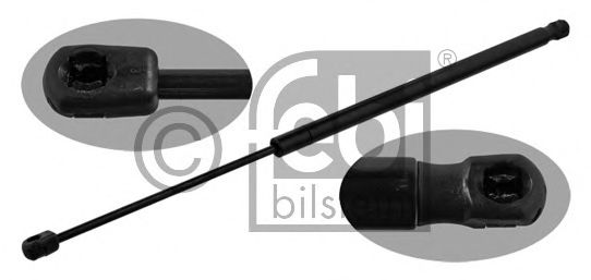 Упругий элемент, крышка багажника / помещения для груза  арт. 34428