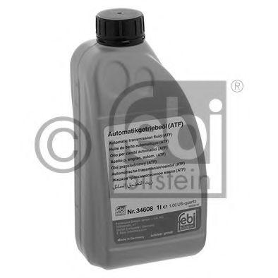 34608  ATF 1L (жовтий) x12  FEBI - Масло трансмісійне FEBIBILSTEIN 34608