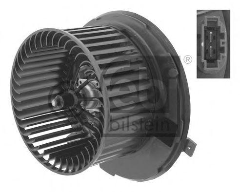Вентилятор салона AUDI, VW (пр-во FEBI)                                                              в интернет магазине www.partlider.com