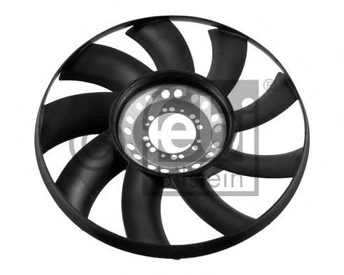 Крильчатка вентилятора BMW 7 E65/ X5 E53 в интернет магазине www.partlider.com