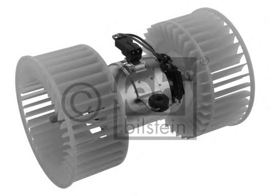 FEBI BMW  Двигатель вентилятора печки BMW E39 FEBIBILSTEIN 38481