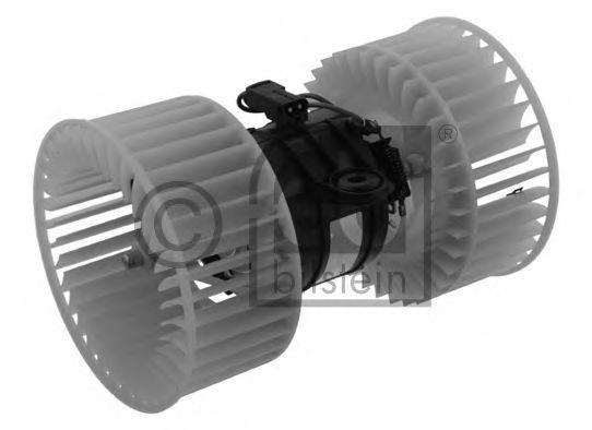 FEBI BMW  Двигатель вентилятора печки BMW E39 FEBIBILSTEIN 38482