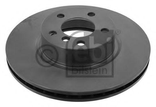 FEBI BMW Тормозной диск. пер.X3 10- FEBIBILSTEIN 38576
