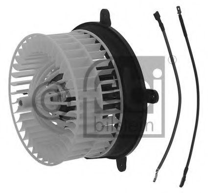 FEBI DB Электродвигатель вентилятора салона W210 FEBIBILSTEIN 38751