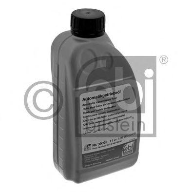 39095  ATF 1L (зелений) x12  FEBI - Масло трансмісійне FEBIBILSTEIN 39095