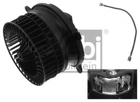 FEBI DB Электродвигатель вентилятора салона W202 FEBIBILSTEIN 40175