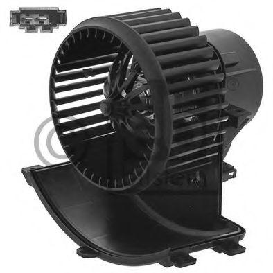 FEBI VW Двигатель вентилятора салона T5 FEBIBILSTEIN 40183