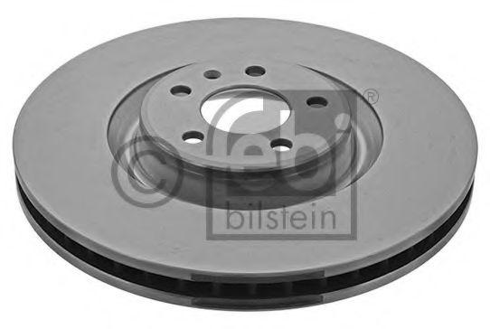 FEBI AUDI Диск тормозной передний 356мм A4/A5/A6/Q5 08- FEBIBILSTEIN 44107