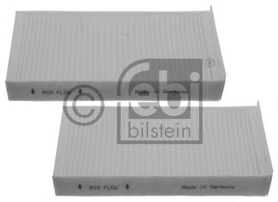 FEBI BMW Фильтр салона (к-т. 2шт.) Mini,i3 FEBIBILSTEIN 45881