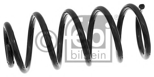 FEBI BMW Пружина подвески задн. MINI Cooper/One 06- FEBIBILSTEIN 46856