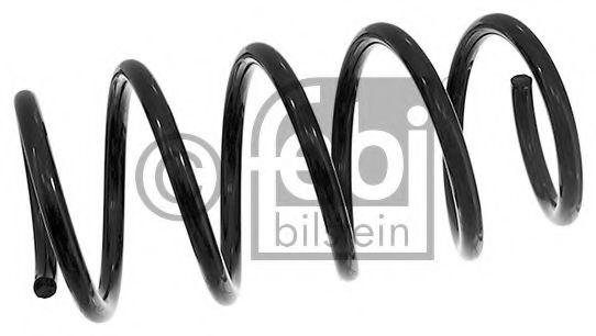 FEBI OPEL Пружина подвески передн. Meriva 1,4 16V Twinport -10 FEBIBILSTEIN 46973