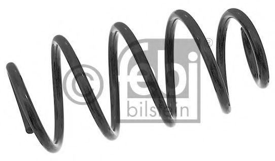 FEBI FORD Пружина подвески пер. Mondeo 2,2TDCi 08- FEBIBILSTEIN 46978