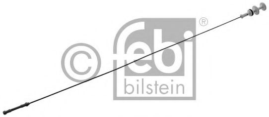 Щуп уровня масла MB M271/M272 длина (буртик до маркировки