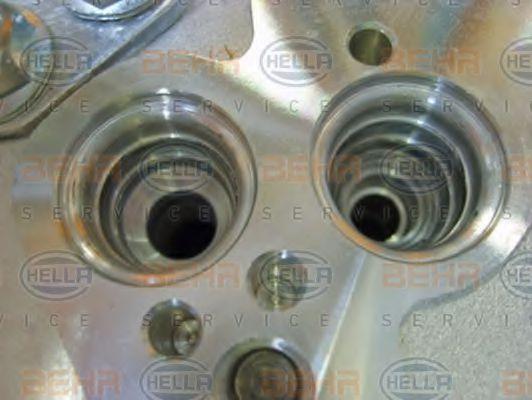 Осушувач кондиціонера BMW 3 (E36) 316/318/320/325/328 90-98  BEHRHELLASERVICE 8FT351195431