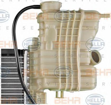 Радиатор охлаждения двигателя VITO (638) 2.0-2.3 96-06 (+ AC) в интернет магазине www.partlider.com