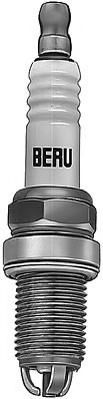 BERU 14FGH-6DTUR Свеча зажигания ULTRA (3-х конт.) NGK арт. Z89