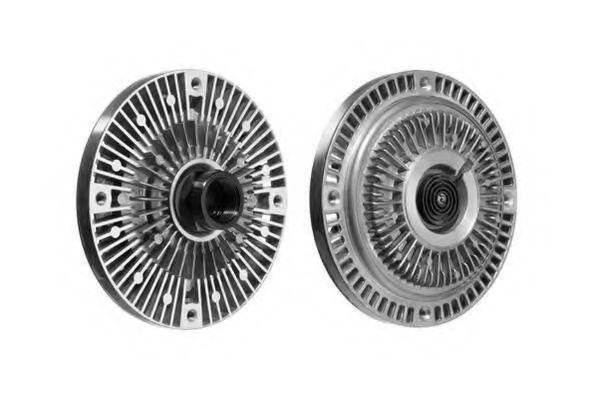 Муфта вентилятора BERU LK012