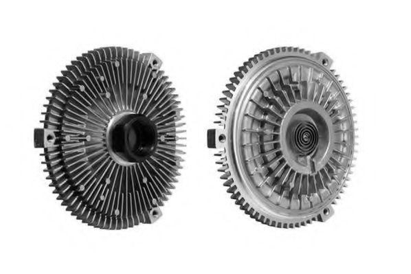 BERU DB Муфта сцепления вентилятора (вискозная) W202/210 BERU LK060