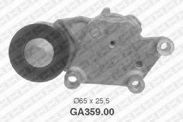 Фото - GA359.00  NTN-SNR - Механізм натягу ременя SNR - GA35900