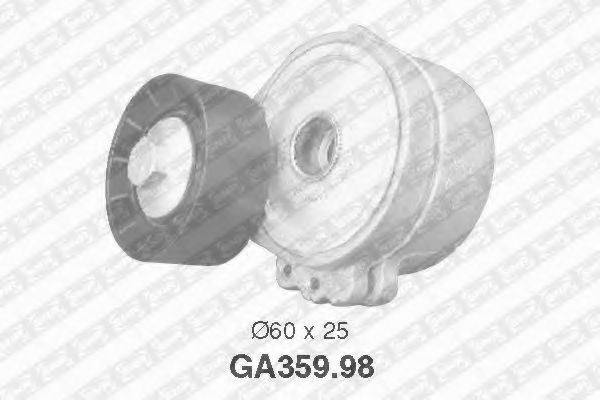 TENSIONER SNR GA35998