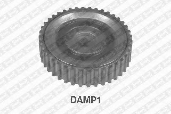 Шестерня коленвала Kangoo 1.9dTi/dCi 00>05 SNR DAMP1