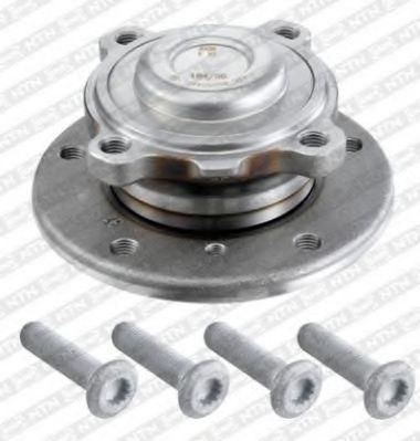 Комплект подшипника ступицы колеса  арт. R15052