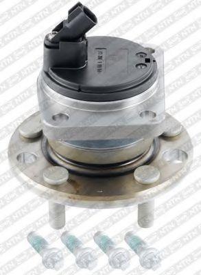 R152.24  NTN-SNR - Комплект підшипника ступиці  арт. R15224
