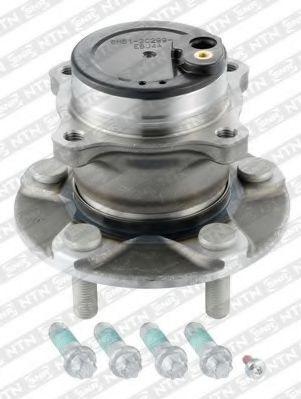 R152.79  NTN-SNR - Комплект підшипника ступиці  арт. R15279