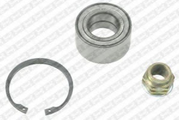 Комплект подшипника ступицы колеса  арт. R15834
