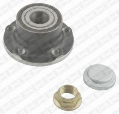 R159.46  NTN-SNR - Комплект підшипника ступиці  арт. R15946