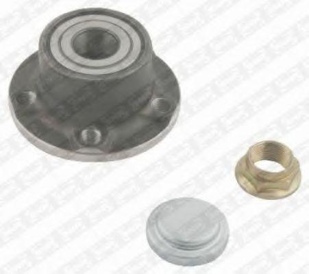 Подшипник ступицы зад Scudo/Jumpy/Expert (- ABS)  арт. R15999