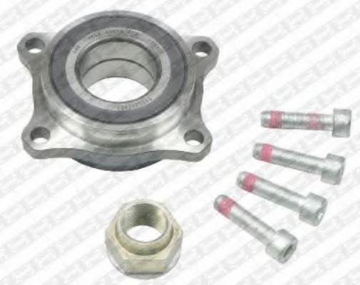 Комплект подшипника ступицы колеса  арт. R16025