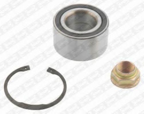 Комплект подшипника ступицы колеса  арт. R17413