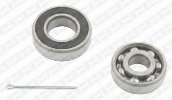 Комплект подшипника ступицы колеса  арт. R17903